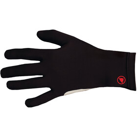 Endura Gripper Fleece - Guantes largos - negro